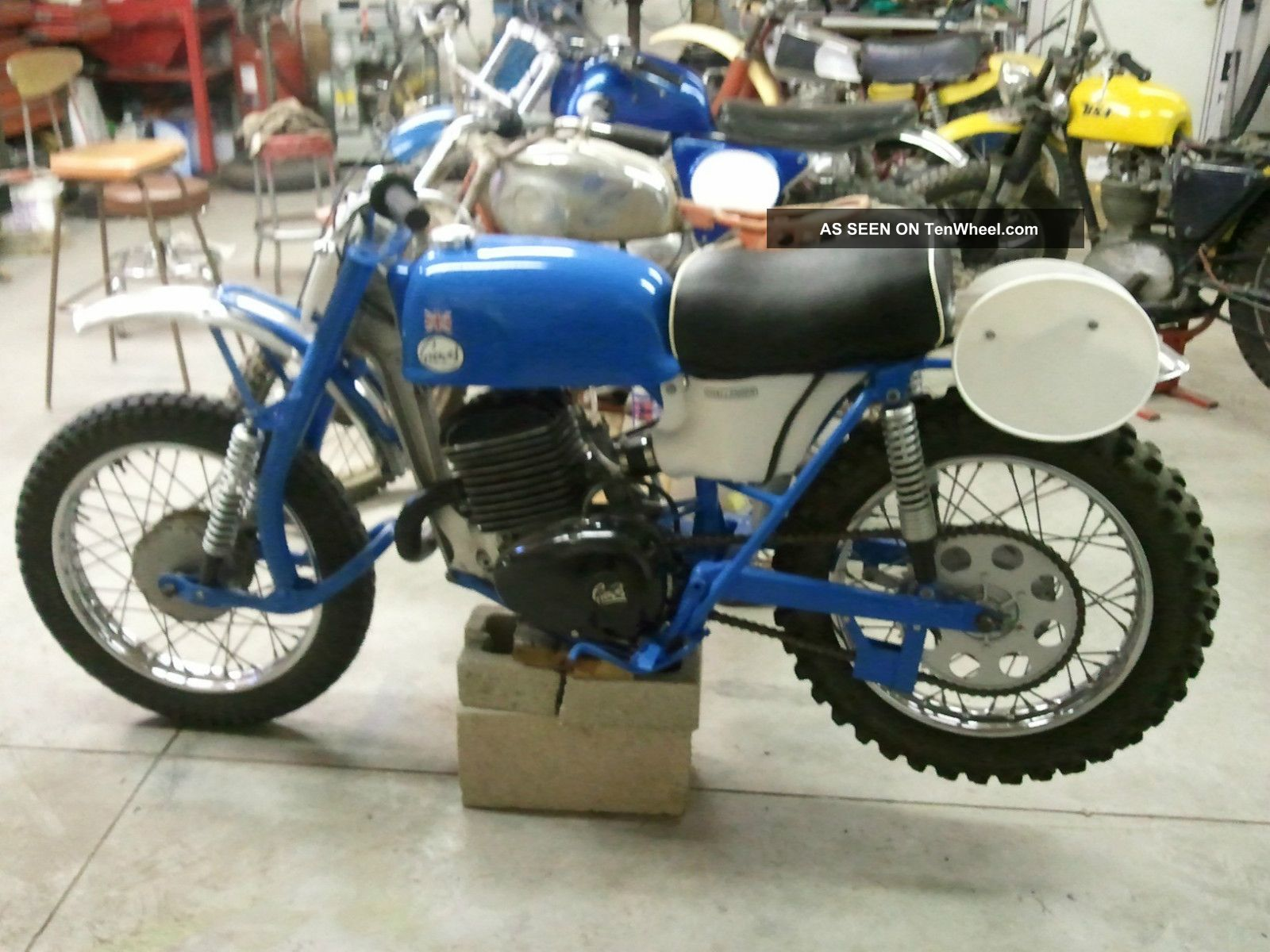 1968 Mx5 Greeves 250 Challenger Out Of My Personal Collection Greeves photo