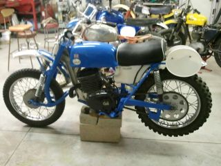 1968 Mx5 Greeves 250 Challenger Out Of My Personal Collection photo