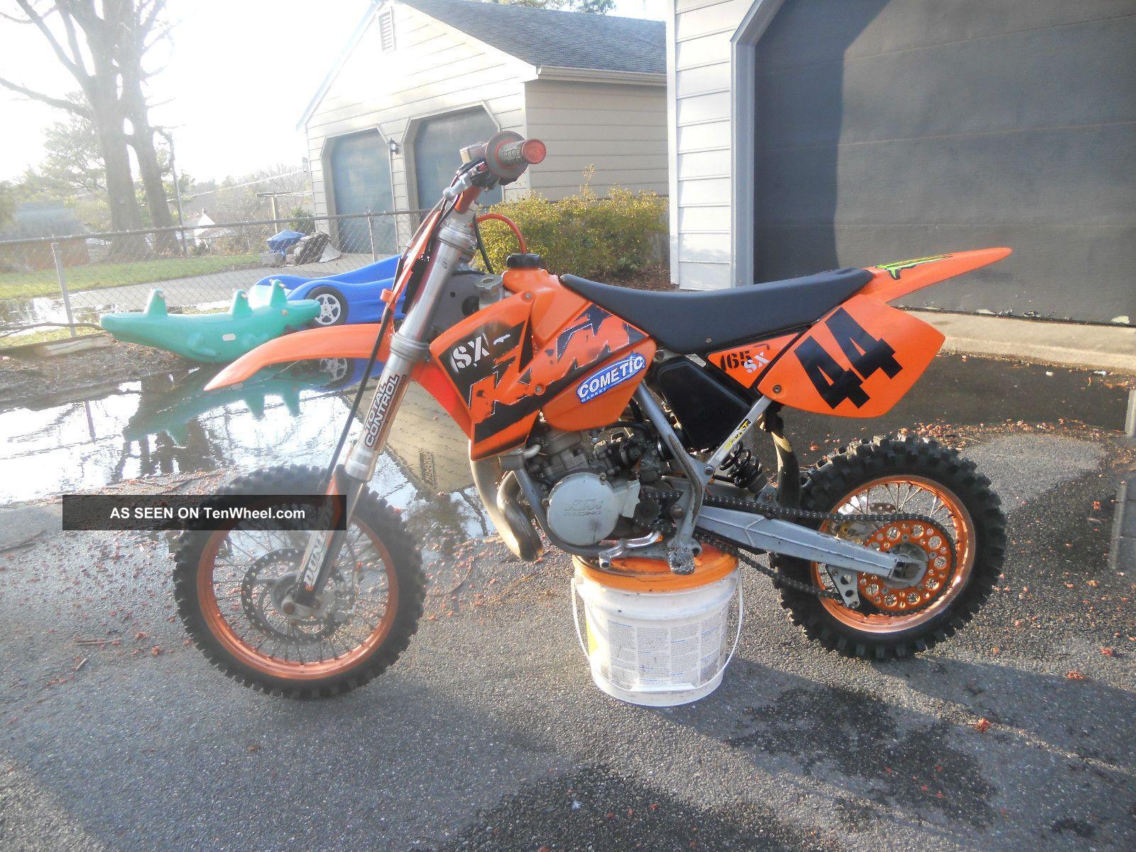 2006 Ktm 65 Sx SX photo
