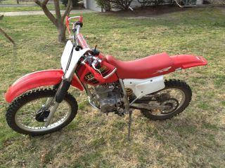 2001 Honda Xr200 photo