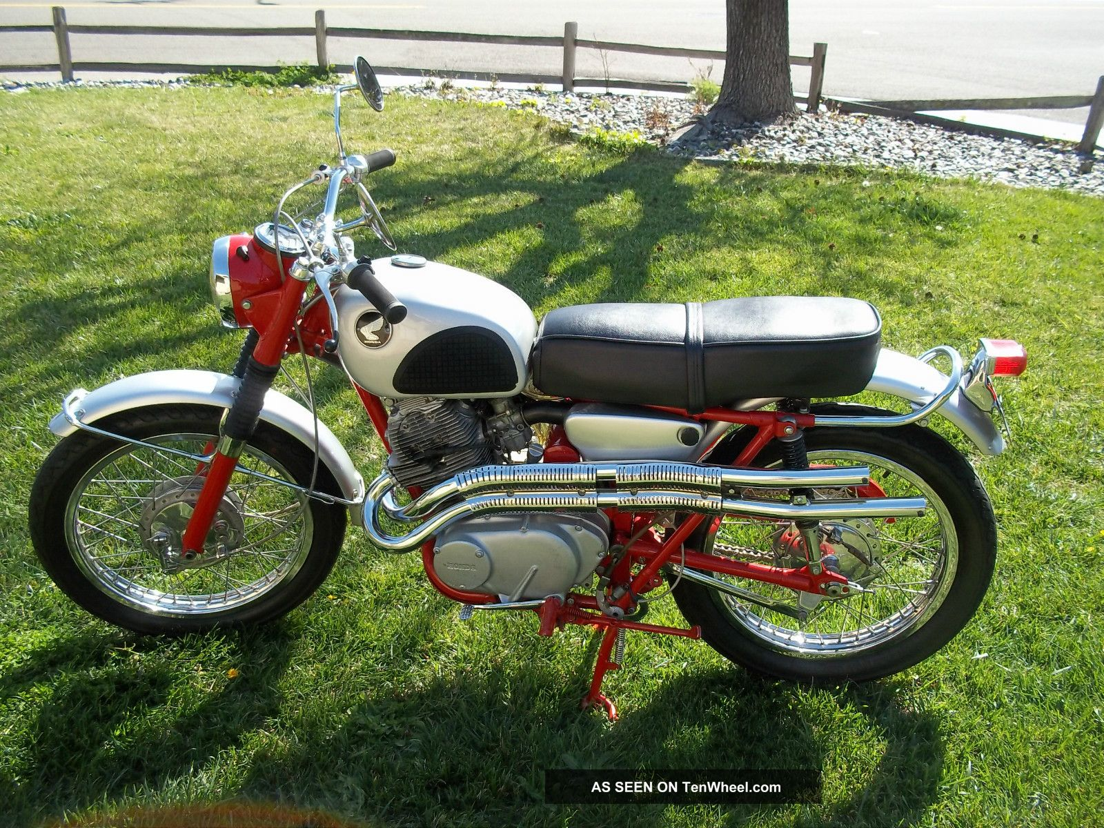 Craigslist Wausau Cars >> 1965 Honda 305 scrambler for sale