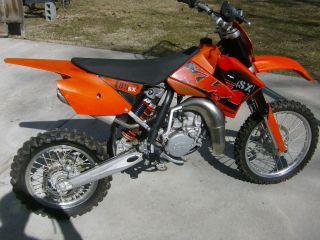 2006 Ktm 85sx Low Time Bike photo