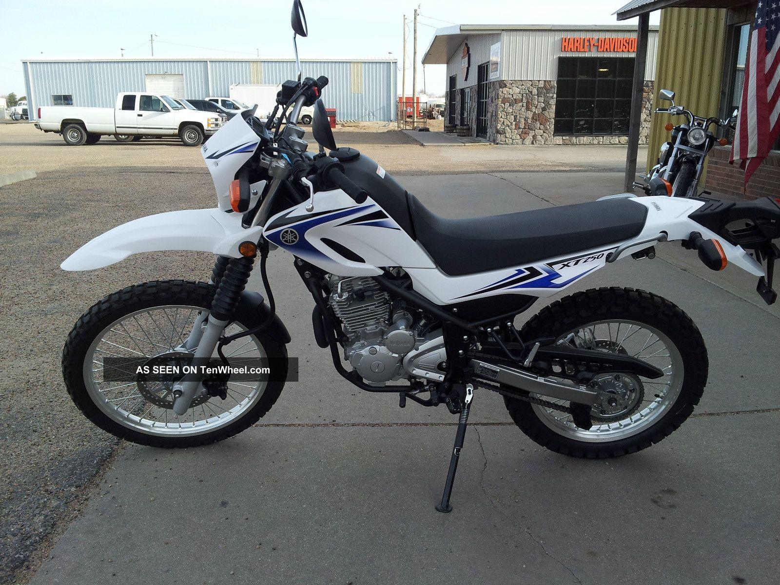 2012 Yamaha Xt250 Other photo