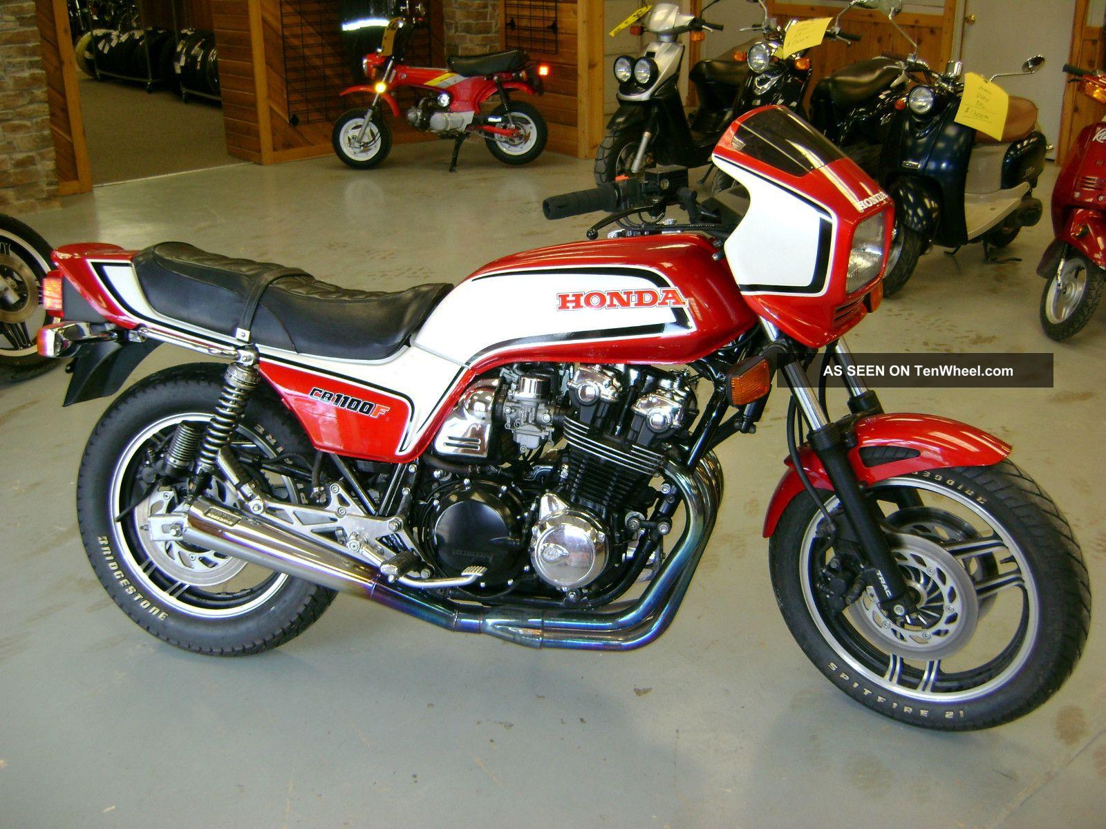 Honda Cb1100f 1983