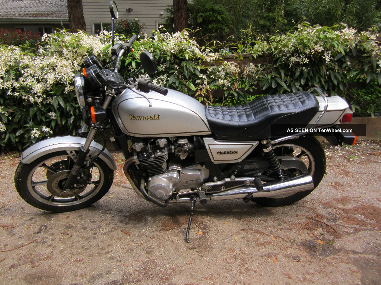 1982 Kz1000 Images - Reverse Search