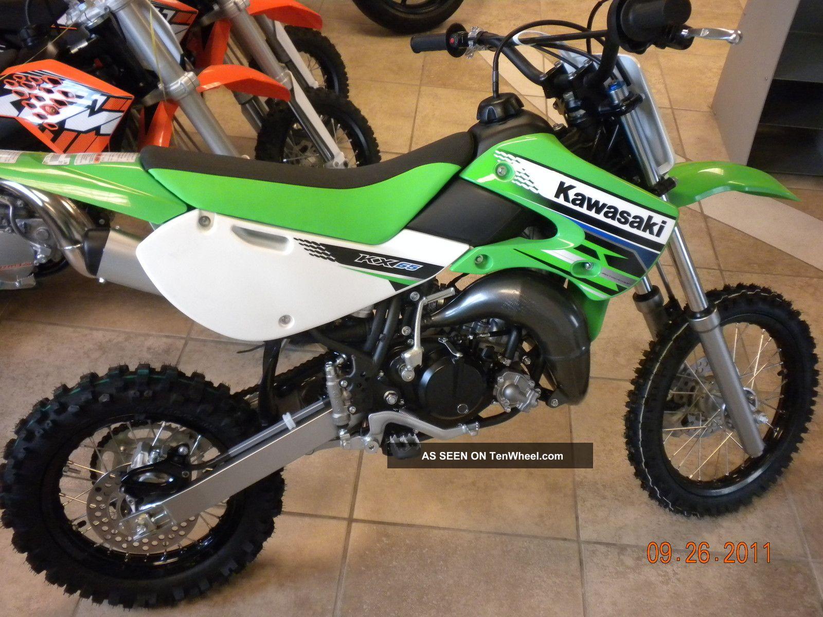 2012 Kawasaki Kx65 KX photo