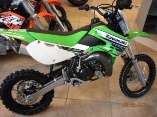 2012 Kawasaki Kx65 photo