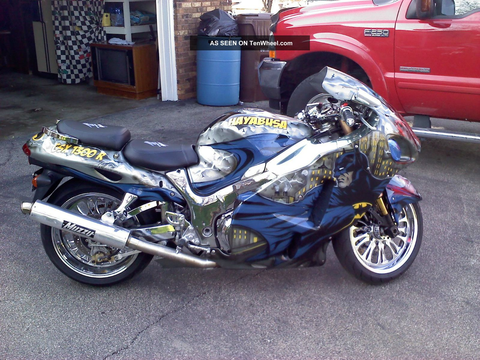 2005 Suzuki Hayabusa Custom Hayabusa photo
