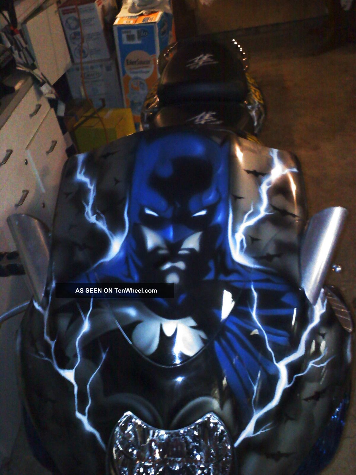 All American Dodge >> 2005 Suzuki Hayabusa Custom
