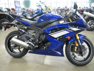 2012 Yamaha Yzf - R6 Motorcycle R6 Sport Bike Rocket Yzf R 6 600 photo