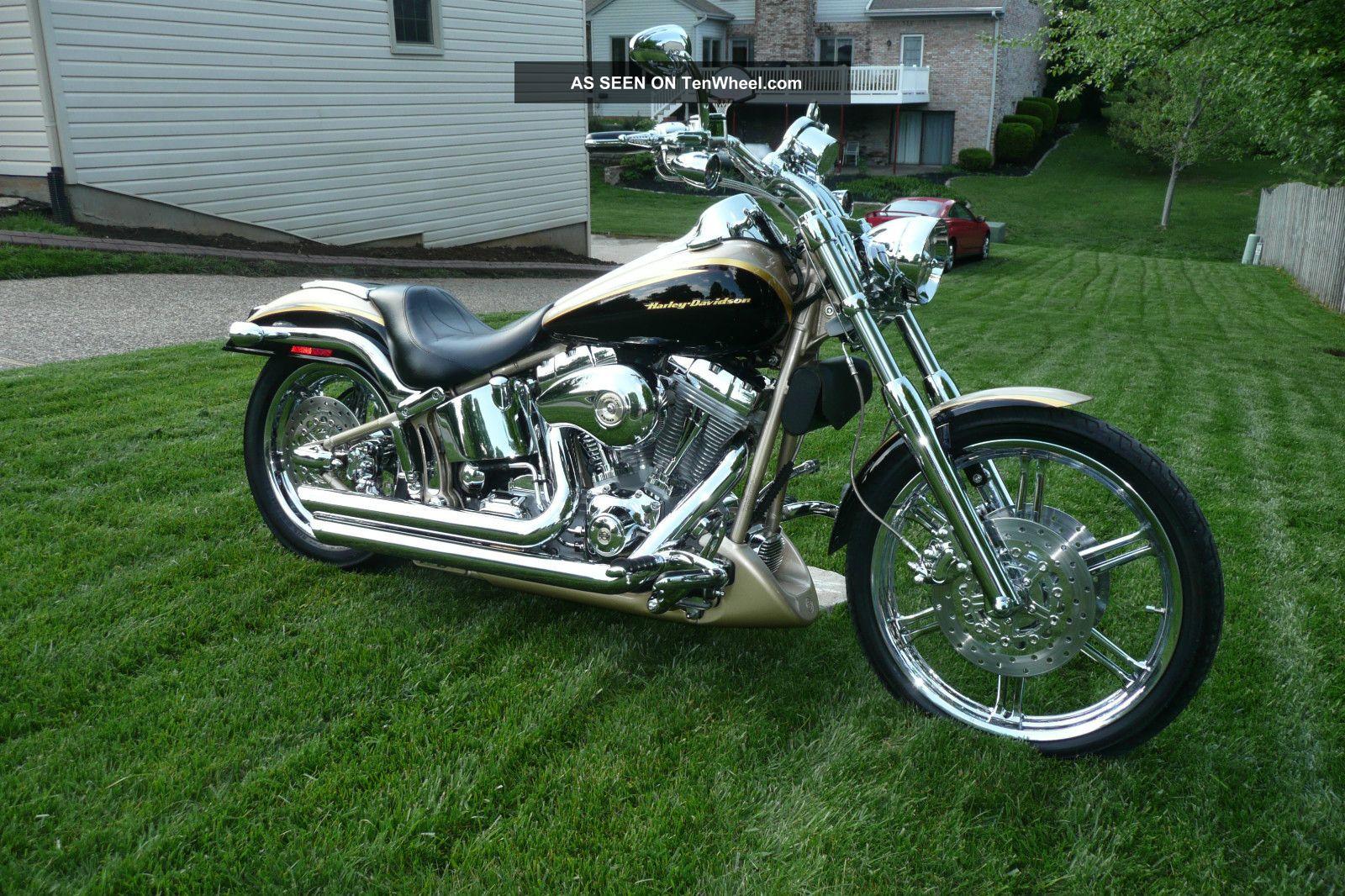 Harley Davidson Anniversary Deuce