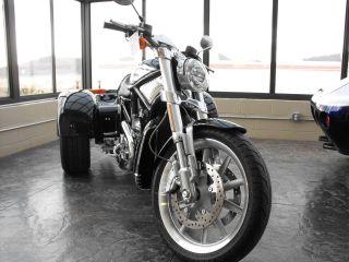 2006 Harley V - Rod Street Rod With Motortrike Conversion photo