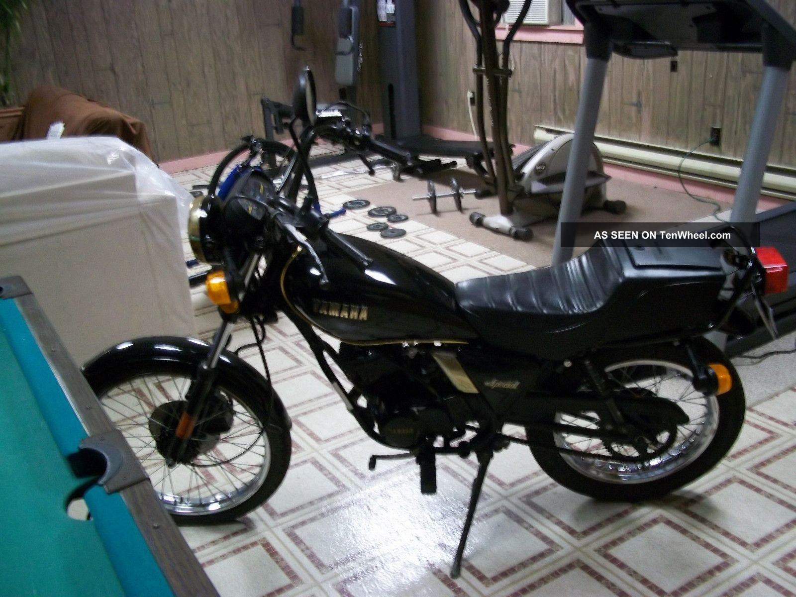 1983 yamaha rx50mk midnight special 3300 mi all orginal for Yamaha 850 midnight special for sale