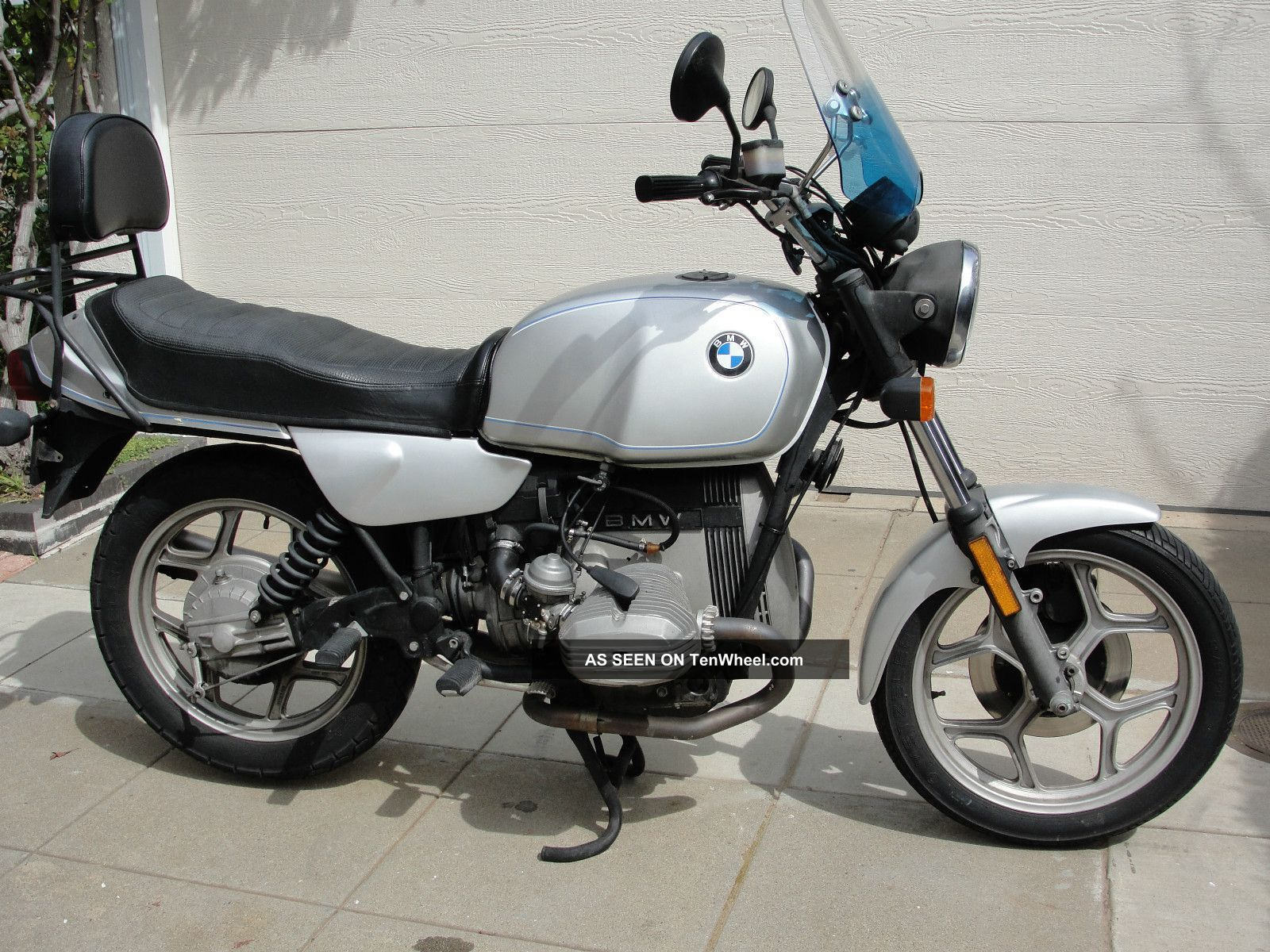 bmw motorcycle r65 series 1985. Black Bedroom Furniture Sets. Home Design Ideas
