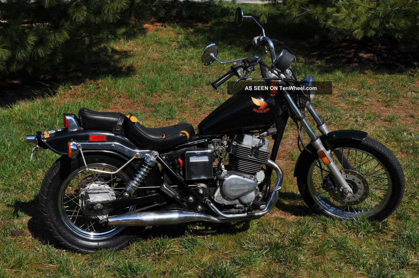 1986 Honda Rebel Wiring Diagram Will Be A Thing 85 Mustang Engine Cmx250c 250 Transalp 86 Alternator