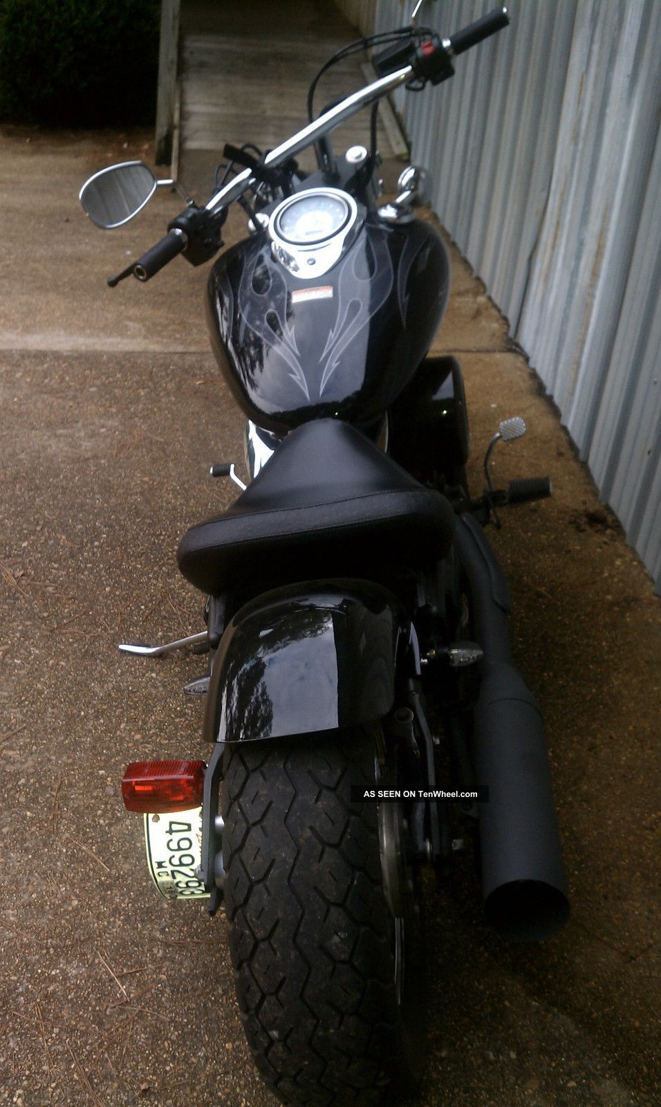 2008 Yamaha V Star 1100 Bobber