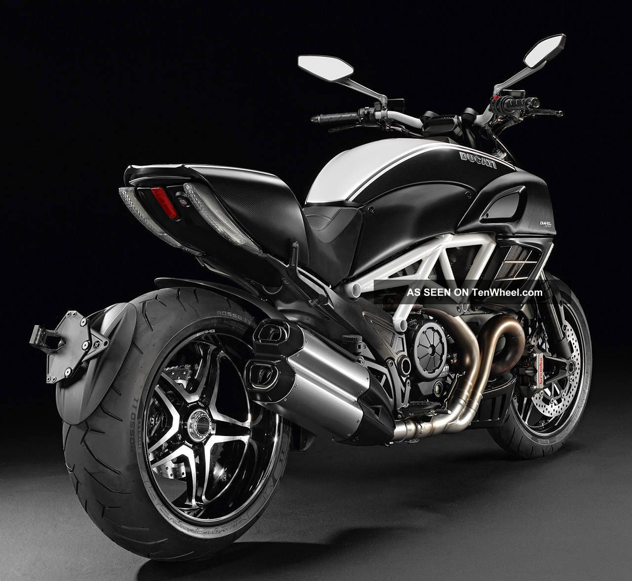2013 Ducati Diavel Amg 917 642 - 3152 For The Best Deal