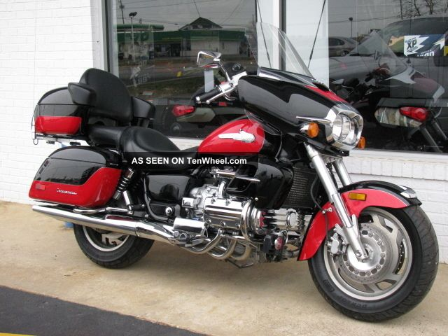 1999 Honda Valkyrie Interstate All Factory. .  Bike Valkyrie photo