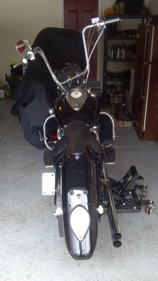 2006 Yamaha Roadstar Xv17amv photo