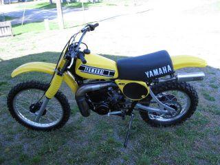 1978 Yamaha Yz 400e photo