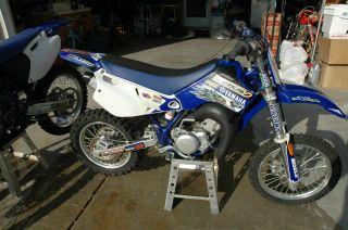 2001 Yamaha Yz80 photo