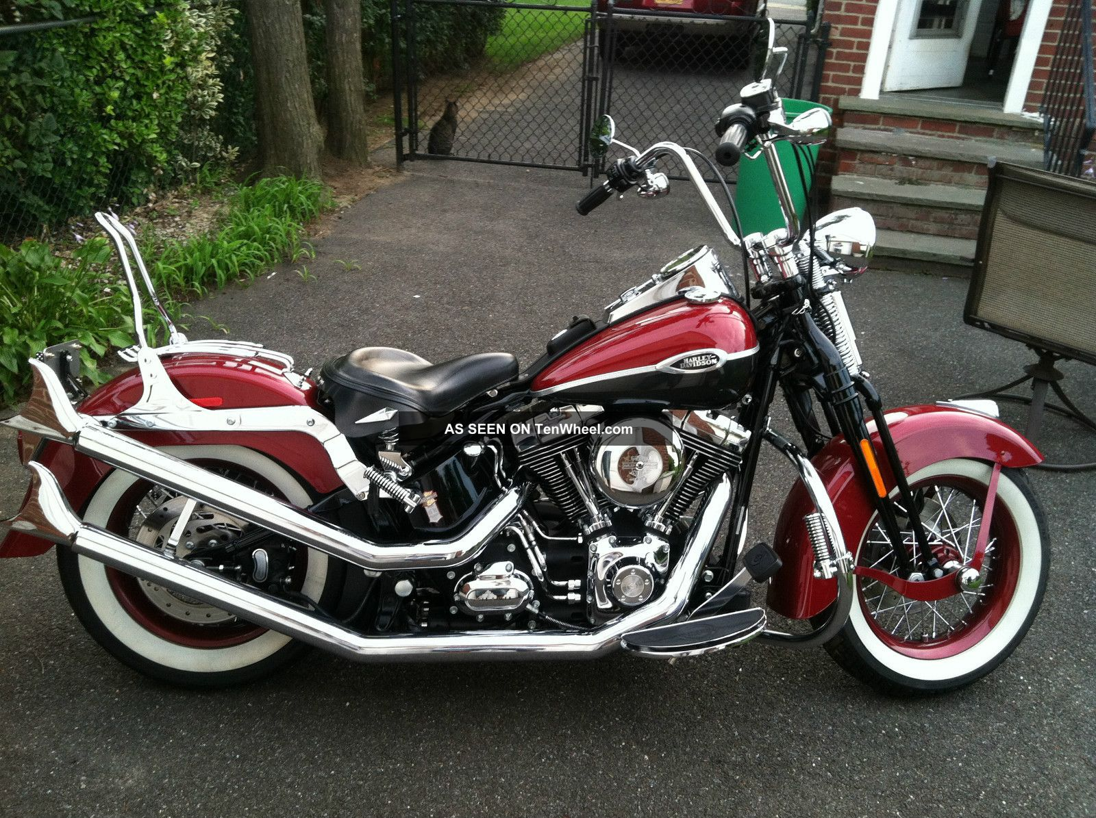 Pin Old School Softail Bobber Motorcycles On Pinterest