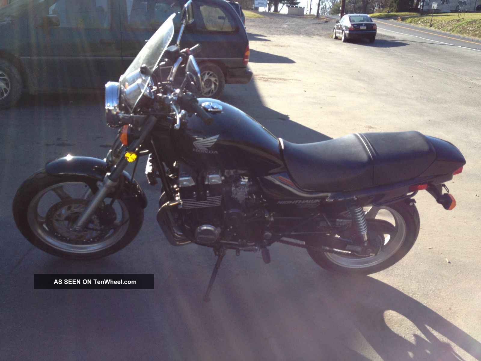 ,,  1999 Honda Night Hawk Nighthawk photo