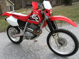 2002 Honda Xr 250r Low Hour Bike Clear Pa Title photo