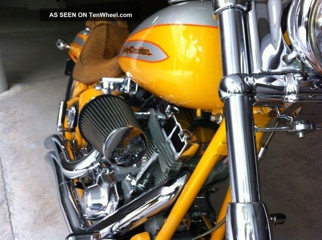 2004 Harley Davidson Scremin Eagle Softtail Deuce Softail photo