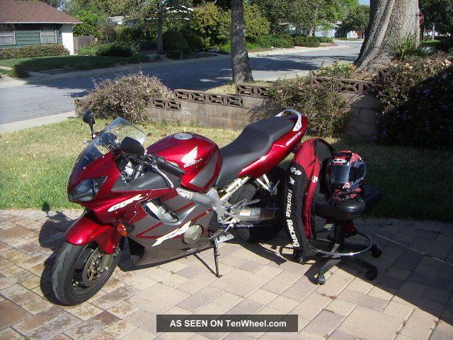 2005 Honda Cbr600f4i,  Like Cbr600rr But Rare,  Excl Cond,  Clear Title,  Tags CBR photo