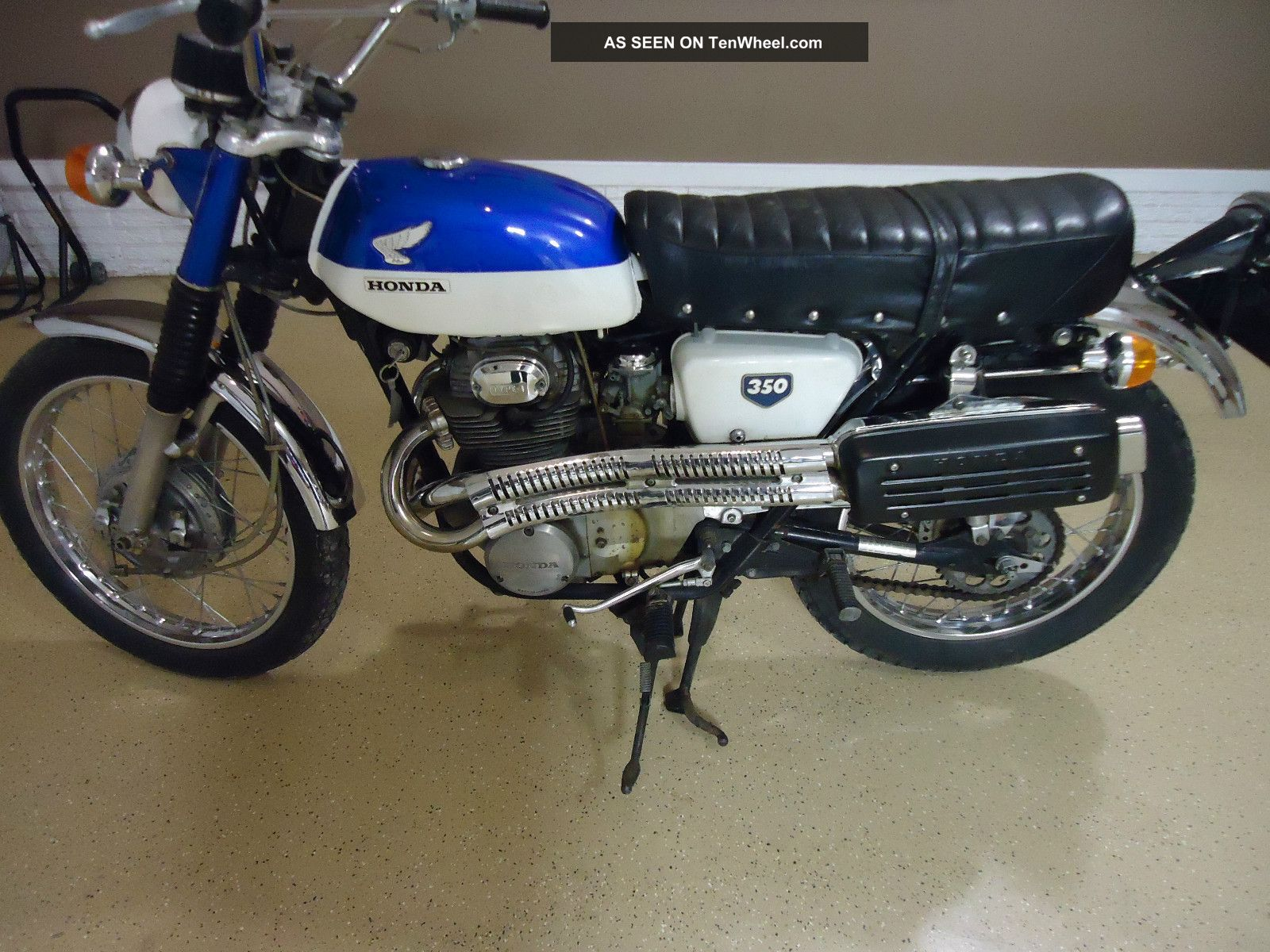 1968 Honda Cl 350 CL photo
