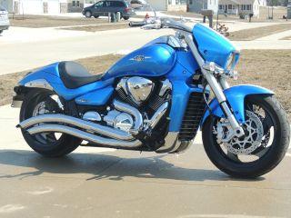 2012 Suzuki Boulevard 109r Limited Edition photo