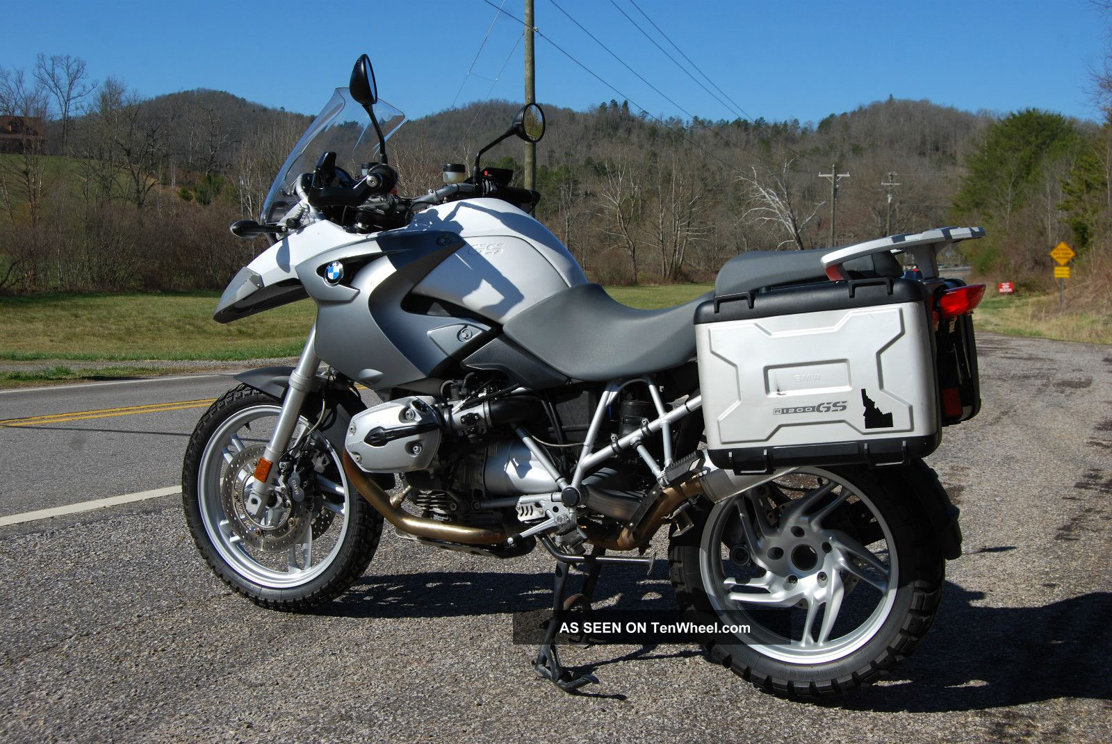 2006 Bmw R1200gs R1200 Gs R 1200 Gsa Loaded And Ready
