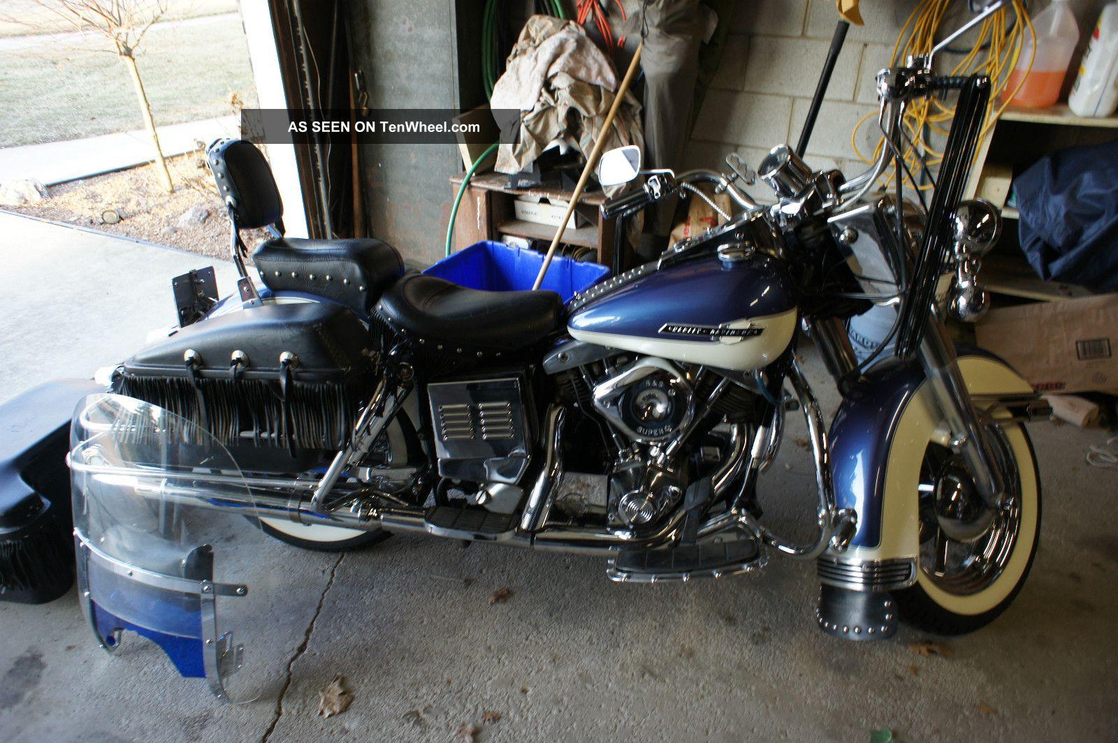 1975 Harley Davidson Flh Custom Other photo