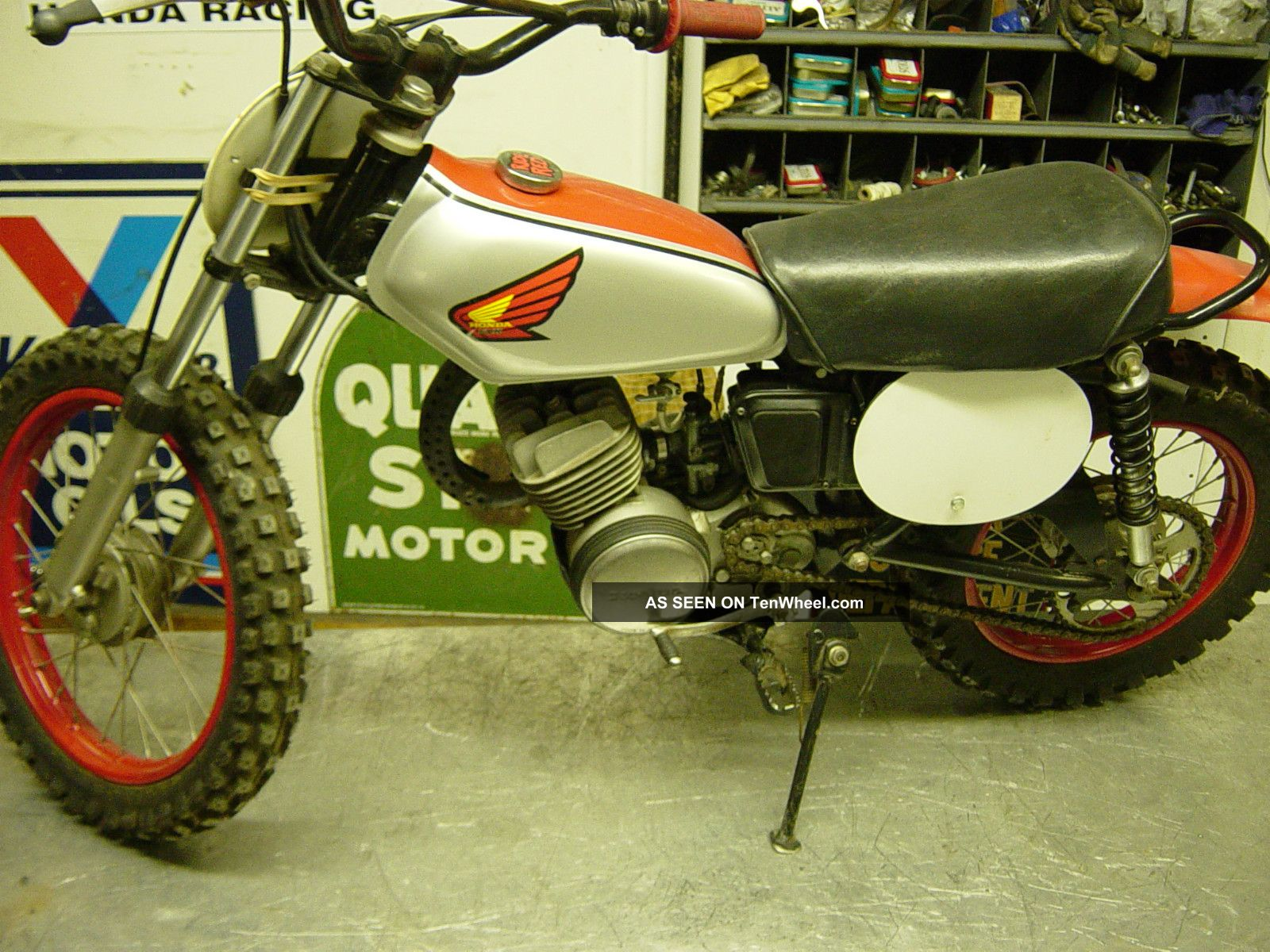 1972 Honda Mr50, ,  Runs Shifts,  Rides,  Has Been Stored For 10 Years Other photo