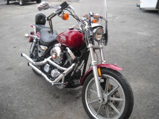1988 Harley Davidson Fxrs Low Rider Evolution Paint photo