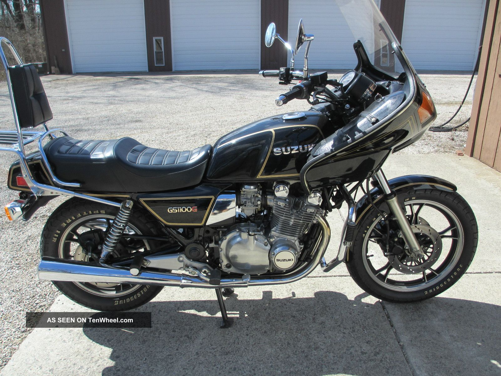 1982 Suzuki Gs1100g GS photo