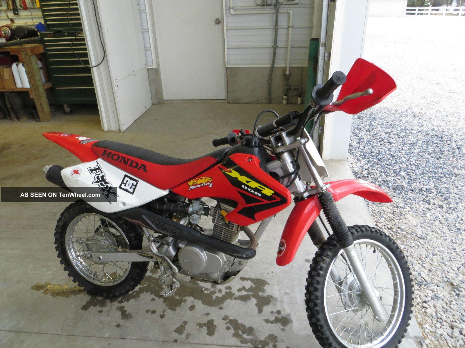 Honda 2004 Xr 80r XR photo