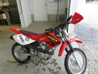 Honda 2004 Xr 80r photo