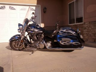 2006 Yamaha Road Star Midnight Star photo