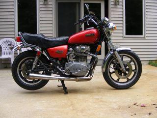 Motorcycles - Yamaha - XS Web Museum
