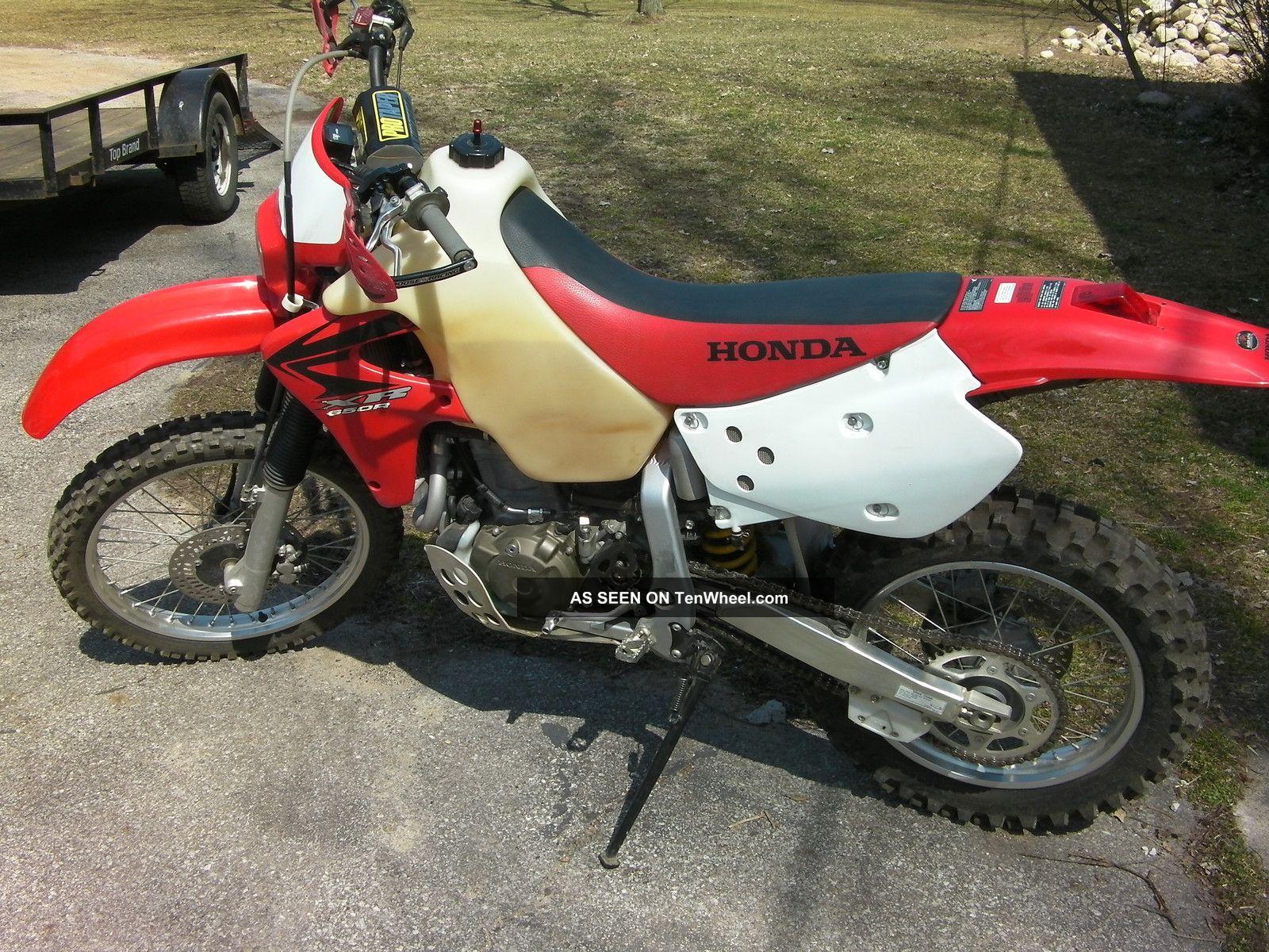 Honda Xr650r Motorcycle 2007 Bike XR photo