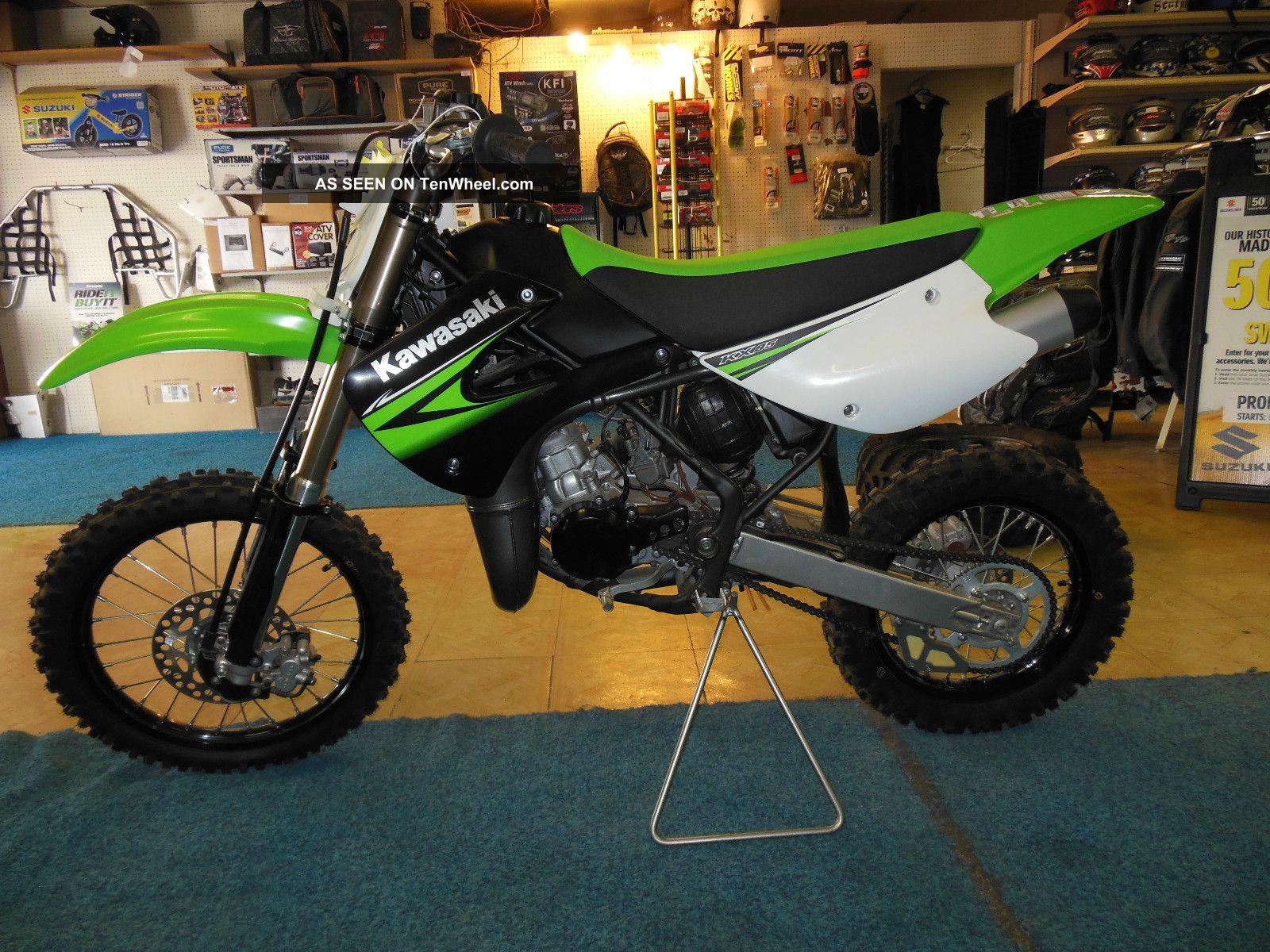 2010 Kawasaki Kx85,  Never Been Titled KX photo