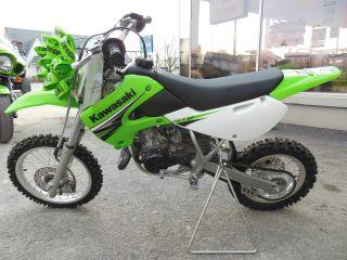 2009 Kawasaki Kx65.  Never Been Ridden photo