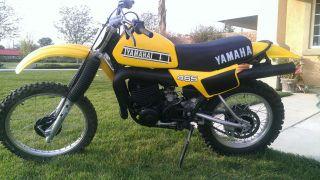 1977 Yz 400 photo
