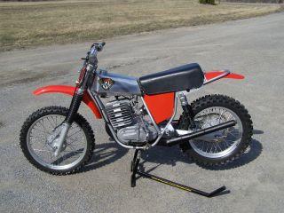 1974.  5 Maico Mc400 Gp Wheelsmith.  Thor,  Show And Go. photo