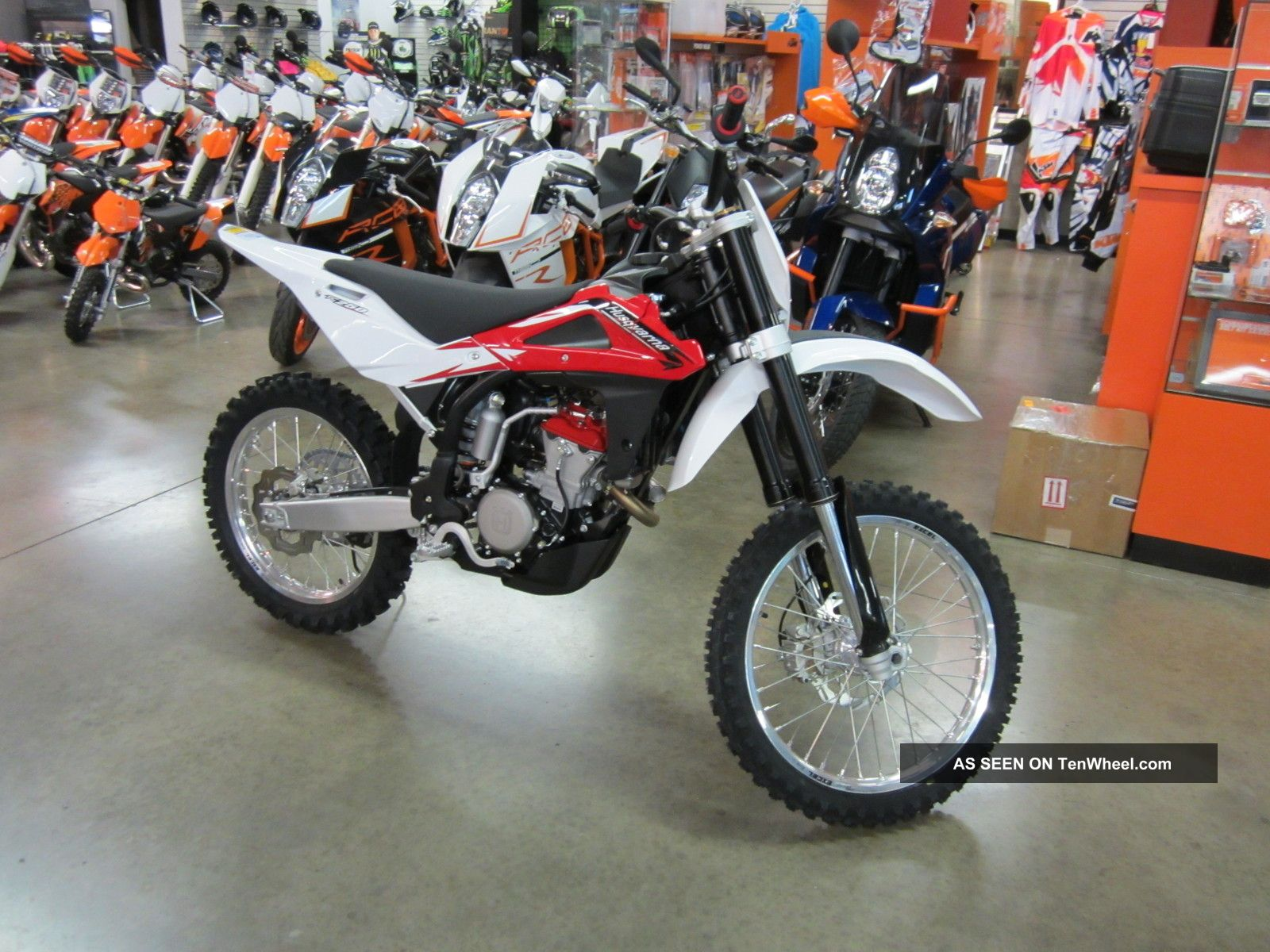 2012 Husqvarna Tc 250 Off - Road Motorcycle Was $6999 Now $3999 Nr Husqvarna photo