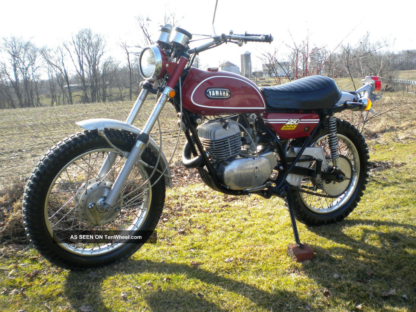 1970 Yamaha Dt 250 1972 175 Wiring Diagram 2001 Bayliner Capri