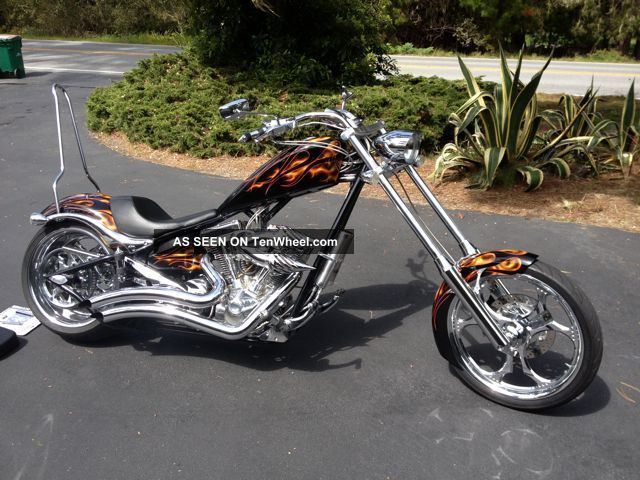 Chopper Dog 2009 Big Dog k9 Chopper With