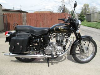 2008 Royal Enfield Bullet 500 Classic photo